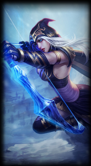 League of Legends Ashe Build