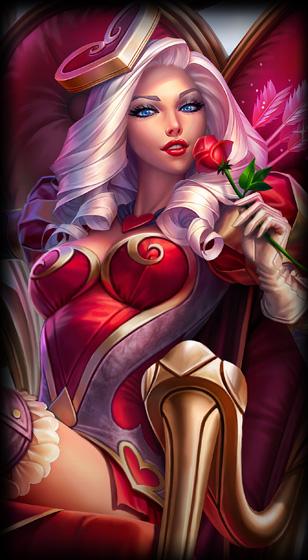 Heartseeker Ashe :: League of Legends (LoL) Champion Skin ...