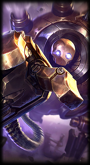League of Legends Blitzcrank Build