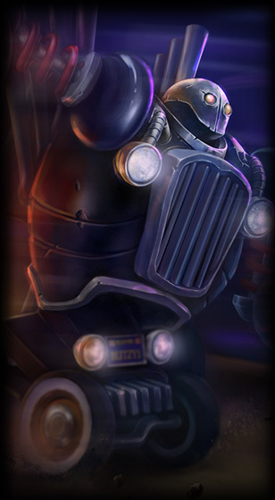 Piltover Customs Blitzcrank Skin