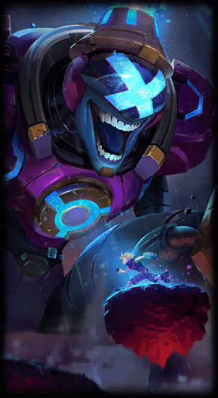 Battle Boss Brand Skin