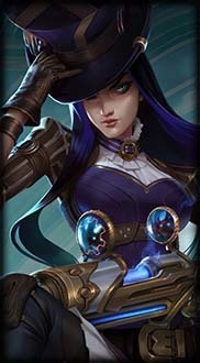 League of Legends Caitlyn Build