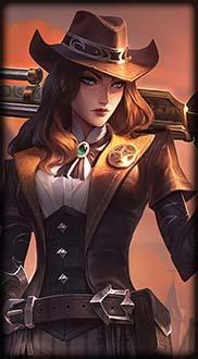 Caitlyn - Sheriff