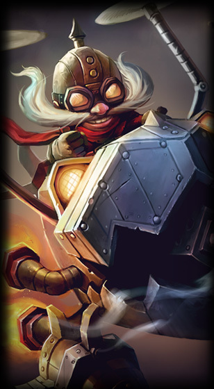 League of Legends Corki Build