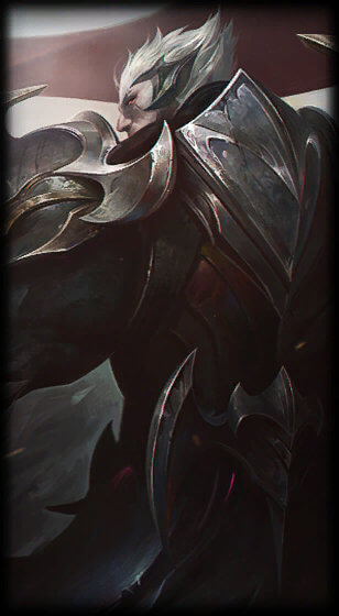 God-King Darius Skin