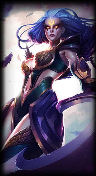 League of Legends Diana Build