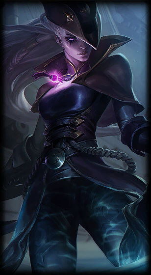 Dark Waters Diana Skin