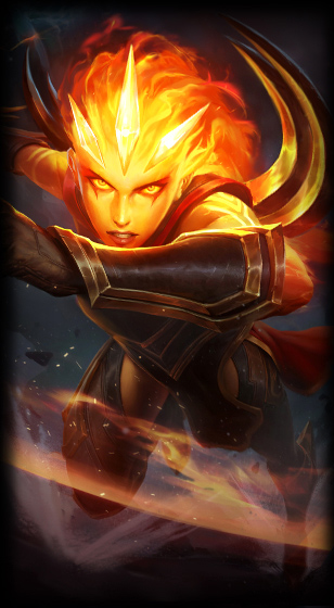 Infernal Diana Skin
