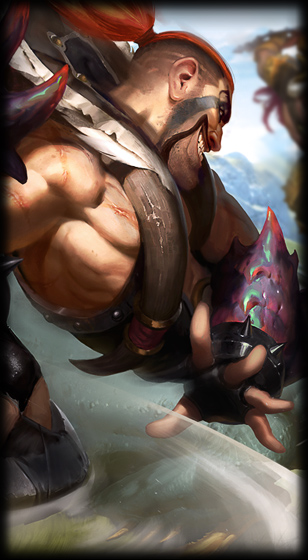 Beast Hunter Draven Skin
