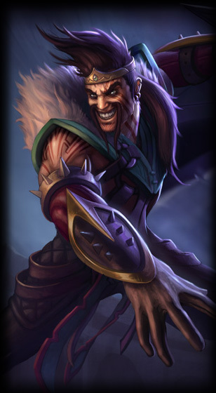 League of Legends Draven Build