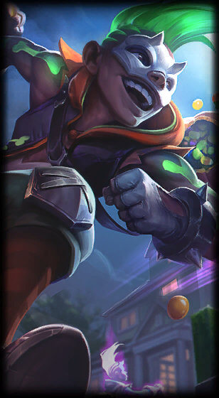 Trick or Treat Ekko Skin