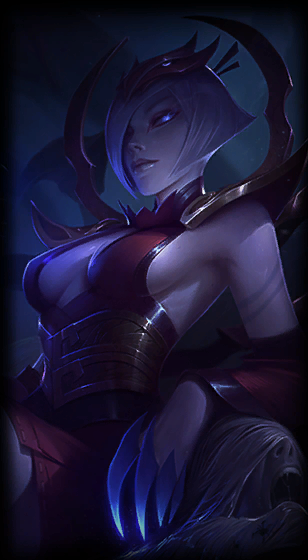 Blood Moon Elise Skin