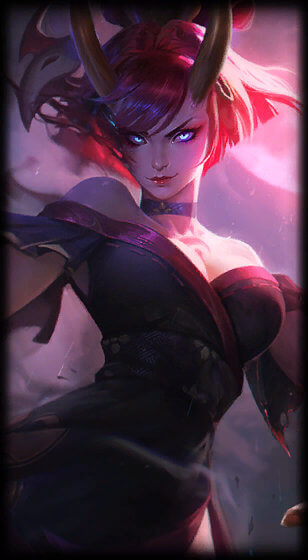 Blood Moon Evelynn Skin