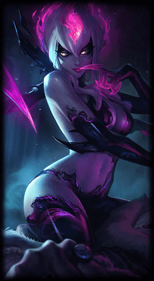 League of Legends Evelynn Build