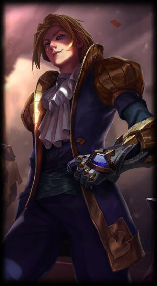 Ace of Spades Ezreal Skin
