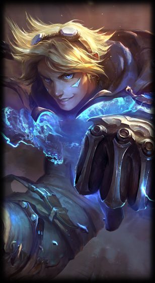 League of Legends Ezreal Build