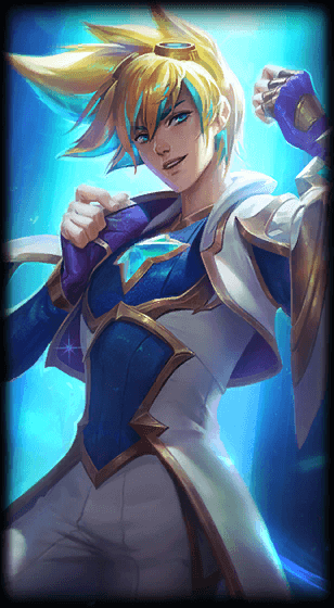 Star Guardian Ezreal Skin