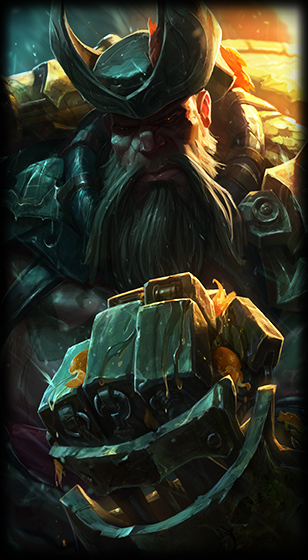 League of Legends Gangplank Build