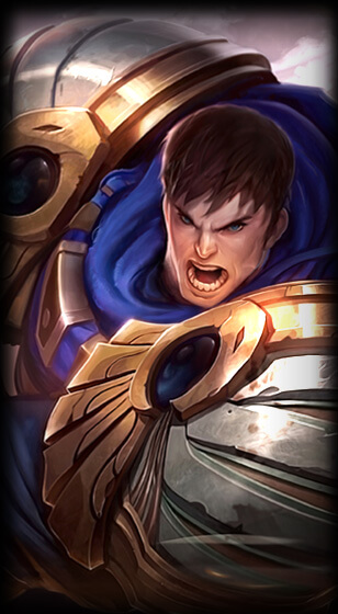 League of Legends Garen Build