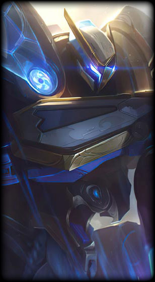 Mecha Kingdoms Garen Skin