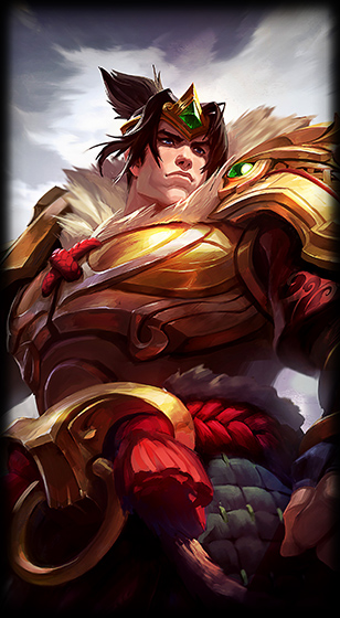 Warring Kingdoms Garen Skin