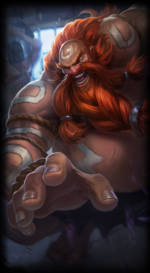 League of Legends Gragas Build