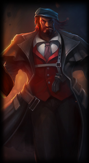 League of Legends Graves Build