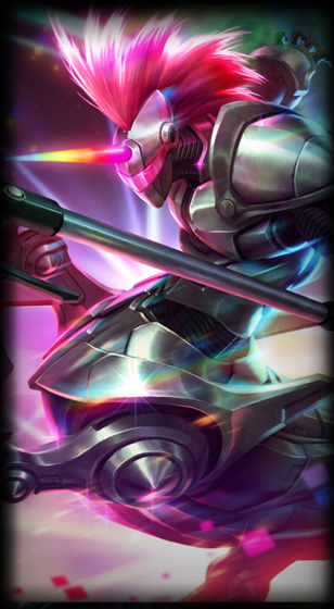 Lancer Zero Hecarim :: League of Legends (LoL) Champion ...