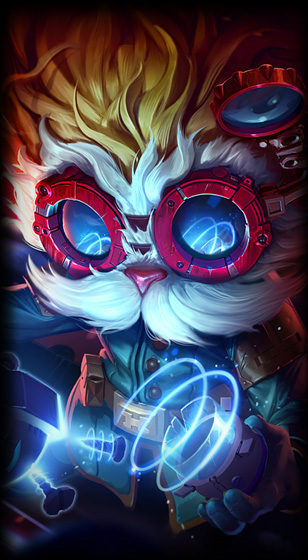 League of Legends Heimerdinger Build