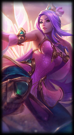 Order of the Lotus Irelia Skin