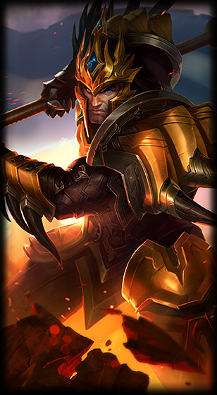 League of Legends Jarvan IV Build