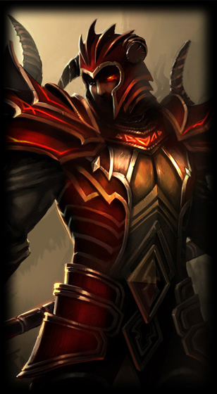 Dragonslayer Jarvan IV Skin