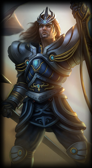 Victorious Jarvan :: League of Legends (LoL) Champion Skin ...