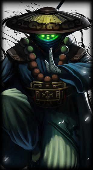 The Mighty Jax League Of Legends Lol Champion Skin On Mobafire