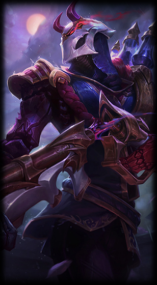 Blood Moon Jhin Skin