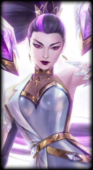 K/DA ALL OUT Kai'Sa Prestige Edition Skin