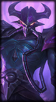 League of Legends Kassadin Build