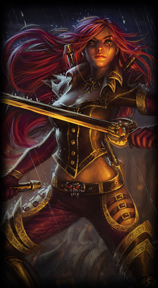 Katarina - High Command