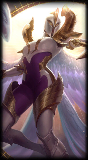 Imperial Guard's Gear Kayle-classic