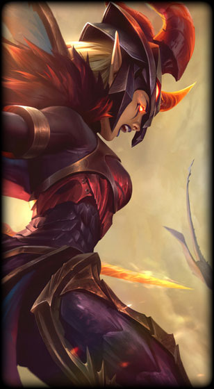 Dragonslayer Kayle Skin