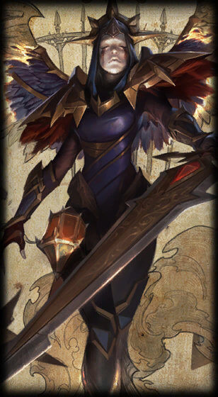 Iron Inquisitor Kayle Skin