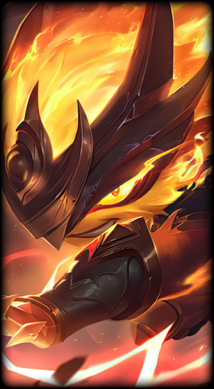 Infernal Kennen Skin