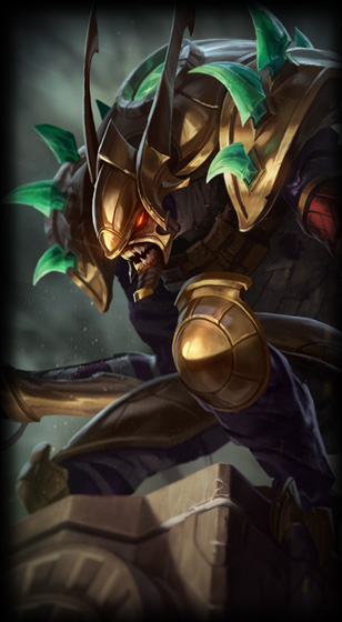 Guardian of the Sands Kha'Zix Skin