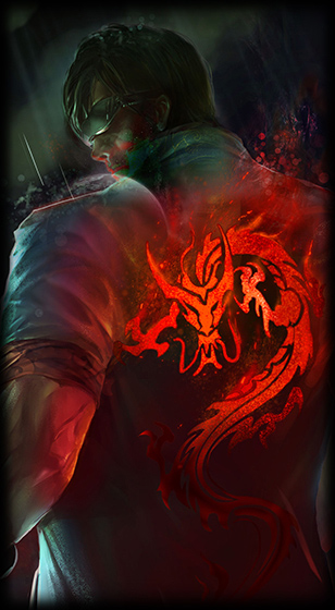 Dragon Fist Lee Sin Skin