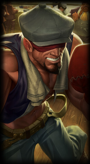 Knockout Lee Sin Skin