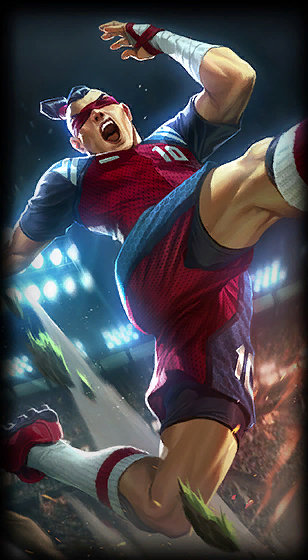 Playmaker Lee Sin Skin