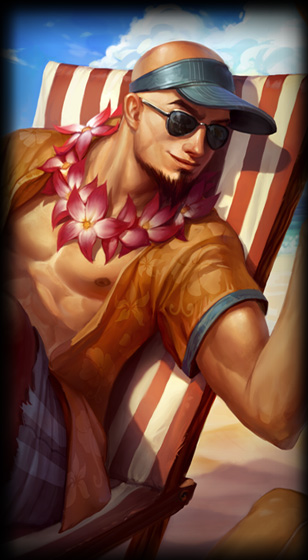 Pool Party Lee Sin Skin