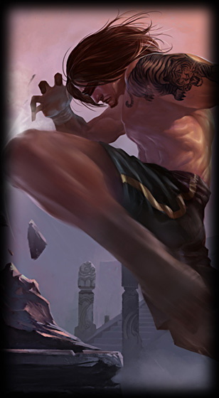 Traditional Lee Sin Skin