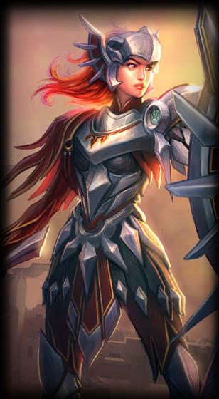 Leona - Iron Solari