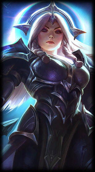 Solar Eclipse Leona League Of Legends Lol Champion Skin On Mobafire